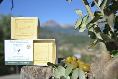 Olive oil natural soap