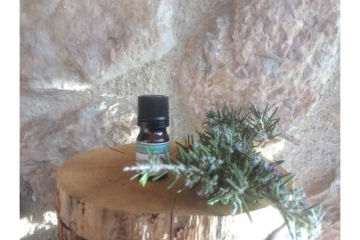 Rosemary essential oil of Mallorca