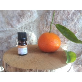 Clementine essential oil of Mallorca