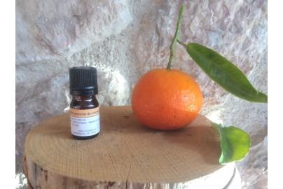 Aceite esencial de clementina de Mallorca