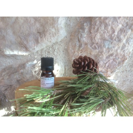 Pine essential oil from Mallorca