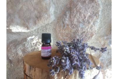 Aceite esencial de lanvandín de Mallorca