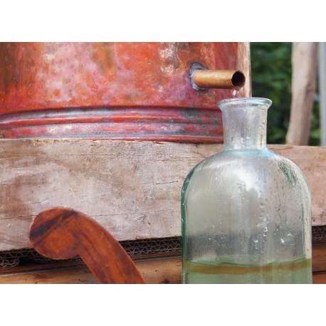 Atelier distillation de plantes de la Tramuntanaet fabrication d'huiles essentielles