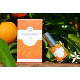 Perfume ecológico de naranja de Mallorca