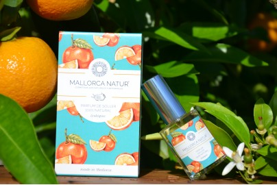 Organic Sóller perfume