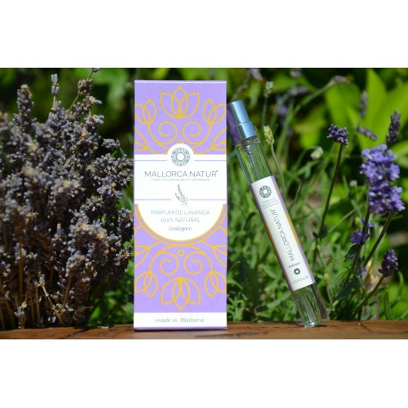 Organic lavender perfume of Mallorca 30 ml