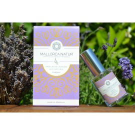 Organic lavender perfume of Mallorca