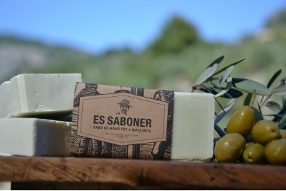 Natural hand soap Es Saboner